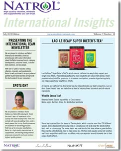 July 2019 Natrol International Newsletter #17